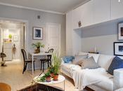 Small cost vivir apartamento perchero pared