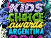 Kids Choise Awards BsAs: ideal para conocer gusta chicos