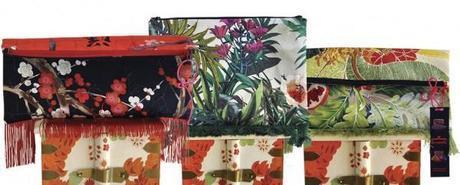 Los clutch La Carola, igual que los bolsos, se elaboran artesanalmente.