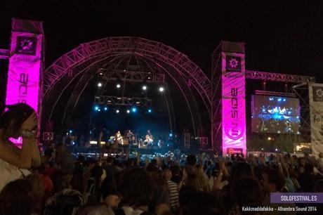 Festival Alhambra Sound - Solo Festival - Kakkmaddafakka