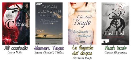 Top Ten Tuesday #23: Libros que quiero leer pero todavía no los tengo