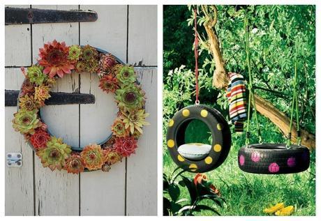 05-decorar-jardin-neumaticos