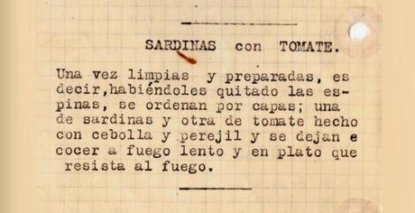 LATAS DE SARDINAS EN TOMATES