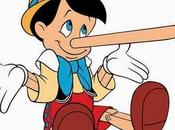 cómo enseñamos nuestros niños mentir!