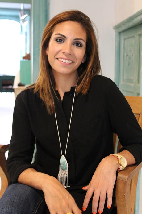 Showroom Erika Peña