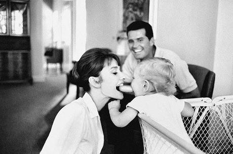 Inspiración... Audrey Hepburn desde otra perspectiva