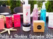 Pedido tienda Birchbox Septiembre Vogue Fashion Night