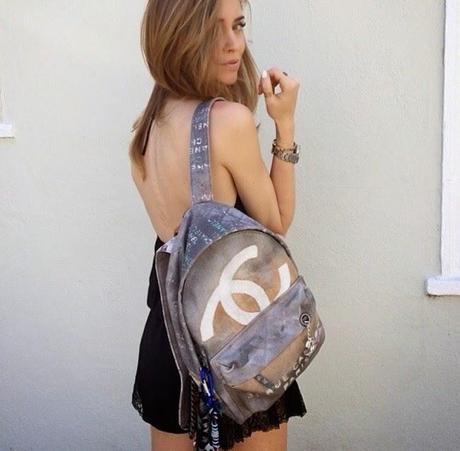Mochila, mochila....