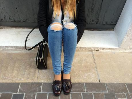 Look of the day: Zara shoes