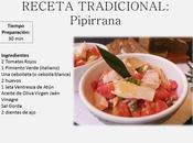 Pipirrana Jiennense: Gastronomía Jaen Productos Típicos