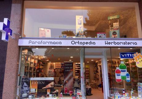 Parafarmacia Nube La Arena, Gijón. Punto de venta Eva Rogado
