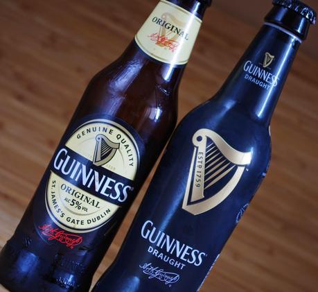 Tarta de cerveza negra Guinness