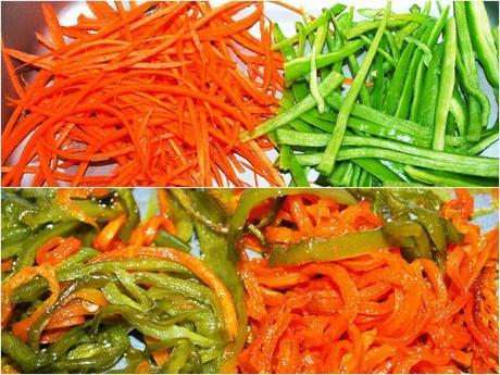 Zanahoria asada