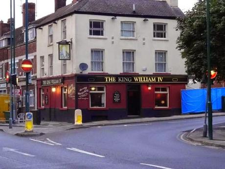 The King Williams IV Jam Session (Nottingham UK)