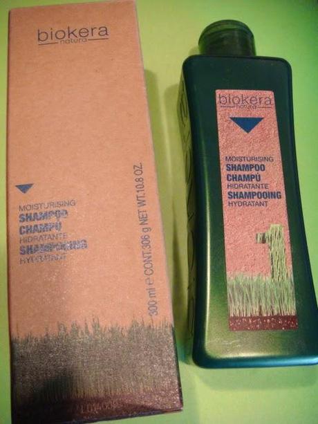 Champú Biokera Salerm Cosmetics