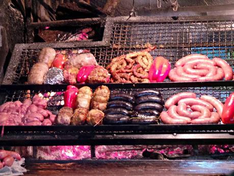 Tres mercados en Montevideo