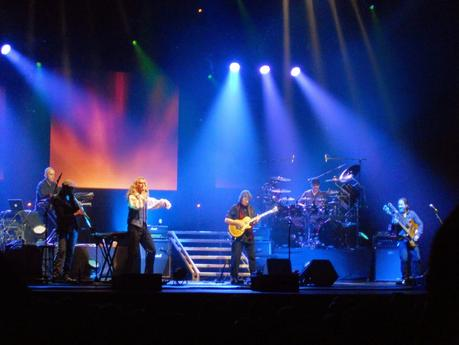 GRANDES PERFORMANCES [XXXII]: STEVE HACKETT, Live At The Hammersmith Apollo, Londres, 10/05/2013