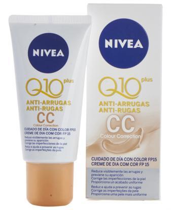 cc cream nivea