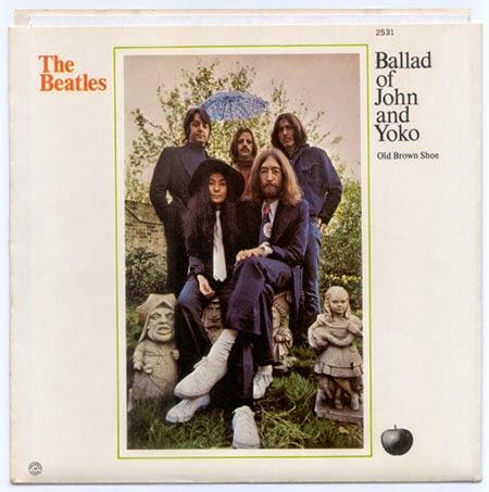 El single de los lunes: The Ballad of John and Yoko (The Beatles)