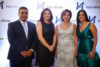 Viajes Alkasa celebra sus 20 aniversario en RD