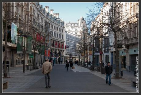 Calle Meir Amberes