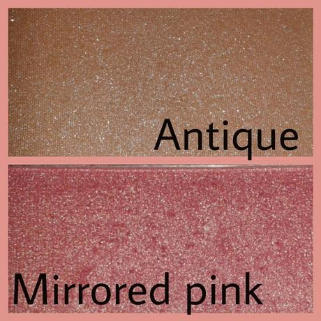 COLORETES SLEEK ANTIQUE Y MIRRORED PINK