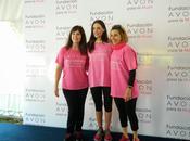 Caminata Avon contra cáncer mama