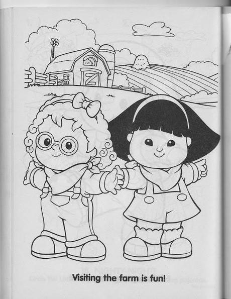 Libro Little People