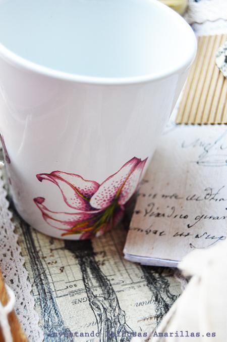 Decorar tazas paperblog - Tazas decoradas a mano ...