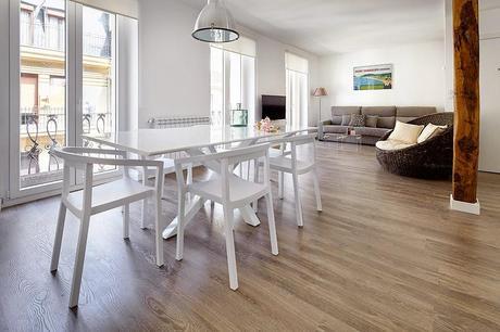 ilia estudio, diseño, proyecto y reforma de interior en vivienda de San Sebastián