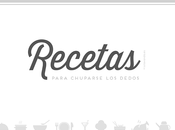 Freebies: Recetario láminas para cocina
