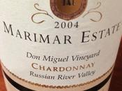 """Blanco Marimar Estate Masía"""" Chardonnay 2004: bien evolucionado"""