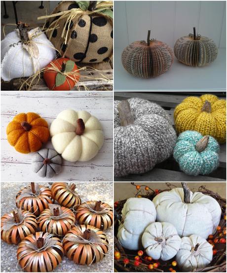 Etsy Finds. Pumpkins #calabazas #decor #fall #otoño #autumn