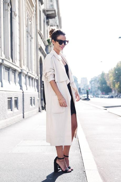 Long_Trench_Lingerie_Dress-Studded_Sandals-Reiss_Backpack-MFW-Milan_Fashion_Week-8