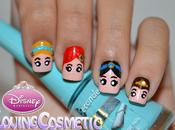 Nail disney princess