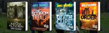 Nuevo libro de James Dashner