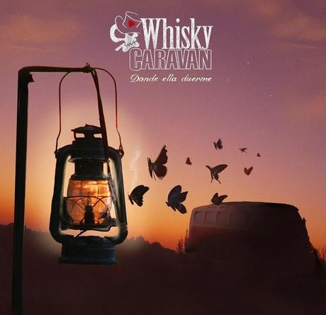 'Donde ella duerme', el primer álbum de los madrileños Whisky Caravan
