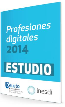 Estudio Inesdi de las Profesiones Digitales 2014