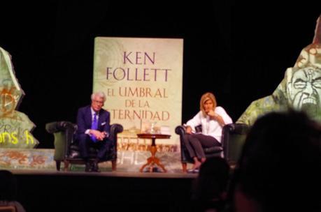 Encuentro con Ken Follet