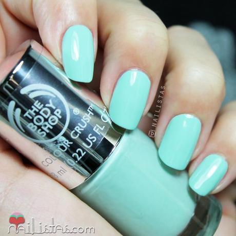 The Body Shop -  Mint Cream