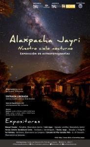 Alaxpacha Jayri - Nuestro cielo nocturno