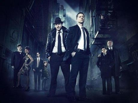 FOX-Gotham-Grup-Cast