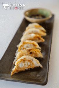 receta gyoza cocina japonesa