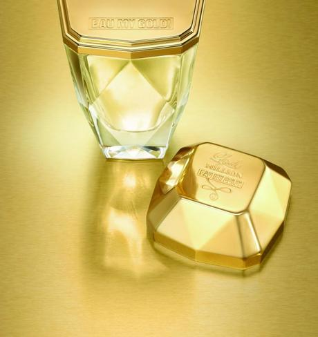 Lady Million Eau My Gold de Paco Rabanne