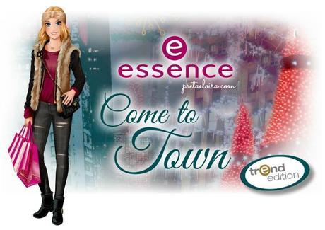 próxima coleccion de ESSENCE; Come To Town