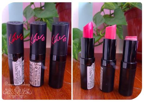 Labiales by Kate Moss