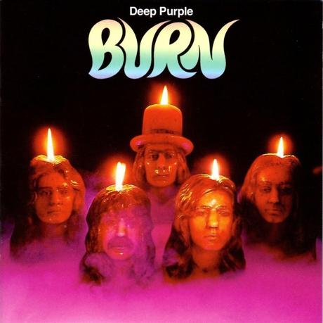 BURN - Deep Purple, 1974. Crítica del álbum. Reseña. Review.