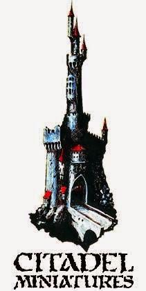 El origen del logo de Citadel Miniatures