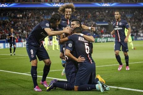 El Barça naufraga en Paris