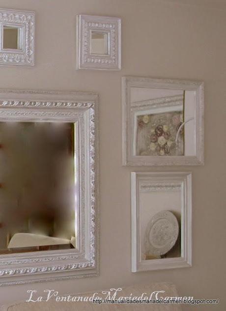 Decoraci n todo espejos tutorial paperblog for Todo espejos